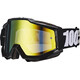 100% Accuri - Gafas enduro - Anti Fog Mirror Lens / negro